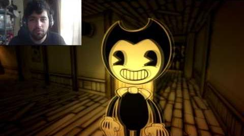 Bendy and the Ink Machine - Blind Playthrough - Chapter 1 - Kushowa