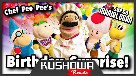 Kushowa Reacts to SML Movie: Chef Pee Pee's Birthday Surprise!