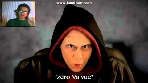 DEMON REACT Jigsaw vs GLaDOS - Epic Rap Battle Parodies