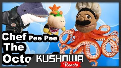 Kushowa Reacts to SML Movie: Chef Pee Pee The Octopus!