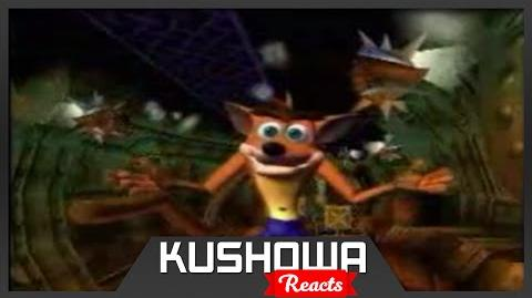 Kushowa Reacts to Crash Bandicoot 2 Cortex Strikes Back - Trailer