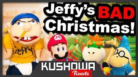 Kushowa Reacts to SML Movie: Jeffy's Bad Christmas