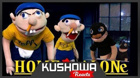 Kushowa Reacts to SML Movie: Jeffy's Home Alone!