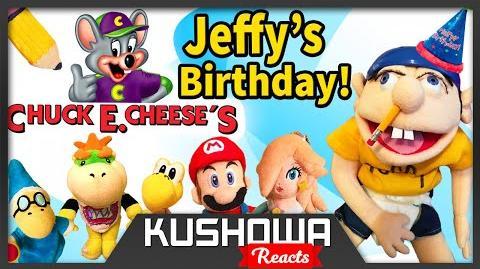Kushowa Reacts to SML Movie: Jeffy's Birthday!