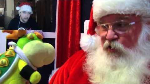 Kushowa Reacts to SML Movie: Bowser Junior Meets Santa Claus!