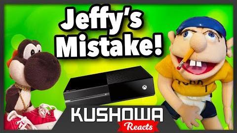 Kushowa Reacts to SML Movie: Jeffy's Mistake!