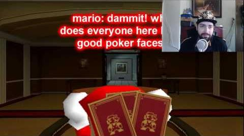 Kushowa Reacts to SM64 Bloopers: Casino, Cards and Chaos
