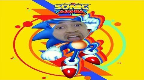 Kushowa Plays Sonic Mania