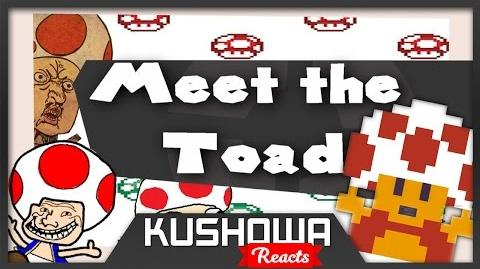 Kushowa Reacts to Super Mario 64: Meet the Toad
