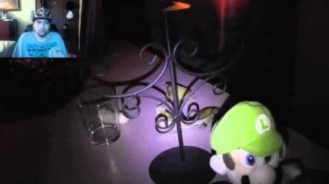Kushowa Reacts to Cute Mario Bros. - Home Alone