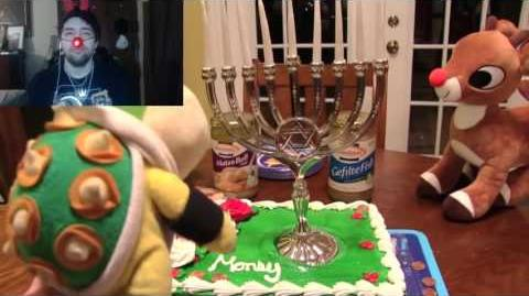 Kushowa Reacts to SML Movie: Cody's Happy Hanukkah!