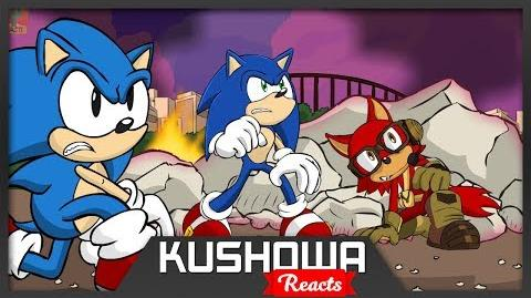 Kushowa Reacts to Sonic Forces - Infinite Suffering