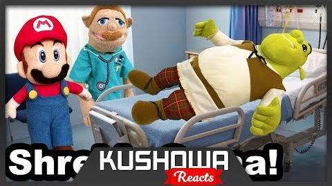 Kushowa Reacts to SML Movie: Shrek's Coma!