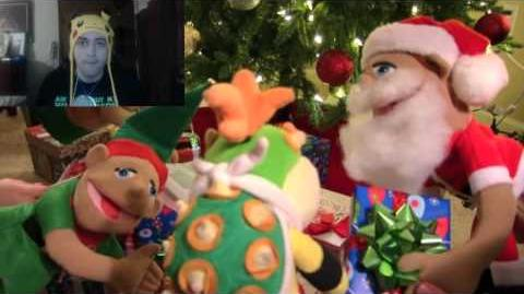 Kushowa Reacts to SML Movie: Bowser Junior's Christmas Eve!