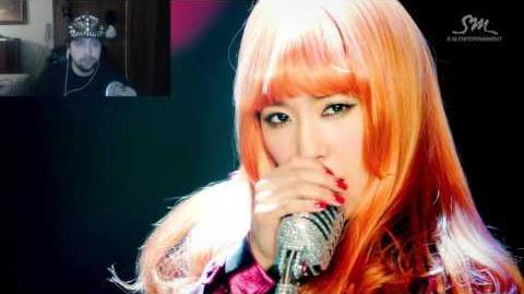 Kushowa Reacts to Girls' Generation 소녀시대 I GOT A BOY Music Video