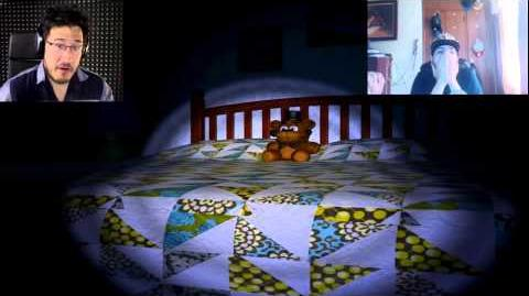Kushowa Reacts to ARE YOU BRAVE ENOUGH? Five Nights at Freddy's 4 - Part 1