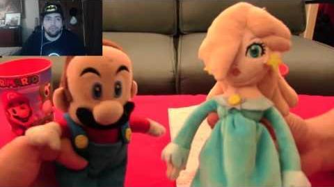Kushowa Reacts to SML Movie: Mario's New Girlfriend!