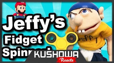 Kushowa Reacts to SML Movie: Jeffy's Fidget Spinner!