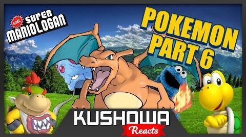 Kushowa Reacts to SML Movie: Pokemon Part 6