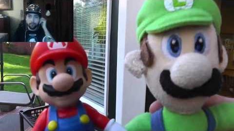 Kushowa Reacts to Cute Mario Bros. - The Leprechaun