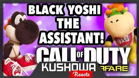 Kushowa Reacts to SML Movie: Black Yoshi The Assistant!