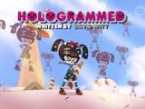 Hologrammed