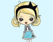 Kuu Kuu Harajuku G Gwen Stefani Promo Art 2
