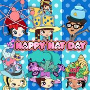 Happy Hat Days