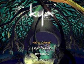 Kya-menu
