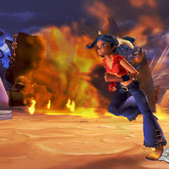 Kya running in <a href=