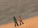 Mysterious Desert World