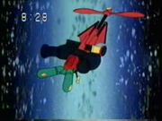Gattai Ninpou - Otasuke Bomber (Assembled)