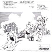 Nekoza Senshuuraku Kouen - Back Liner Notes
