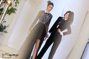 Kardashian-christmas-card-kendall-kylie-flare