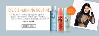 Kylie Morning Skincare Routine Kit