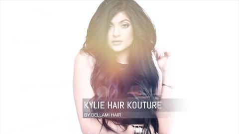 Introducing Kylie Hair Kouture by BELLAMI Hair