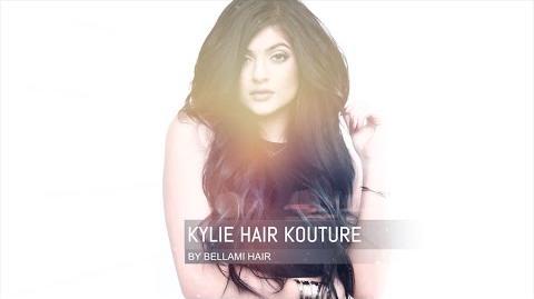 Introducing Kylie Hair Kouture by BELLAMI Hair