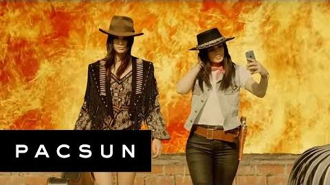 PacSun Presents Kendall & Kylie 'Las Rebeldes' Collection 2015 PacSun