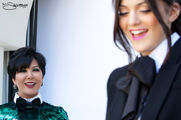 Kardashian-christmas-card-kris-kylie-camera