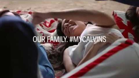 -MyCalvins- Our Family - Calvin Klein