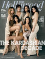 Thr issue 25 kardashian cover