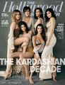 Thr issue 25 kardashian cover