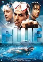 Blue Film Poster
