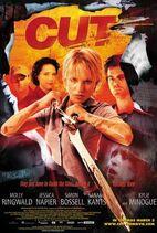 Cut Film Poster