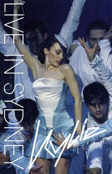 Live in Sydney DVD