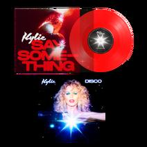 Say Something Vinyl & DISCO Bundle