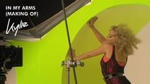 In My Arms - Behind the Scenes