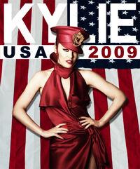 KylieUSA2009