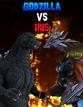 Godzilla vs. Iris Poster 2