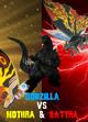 Godzilla vs. Mothra & Battra